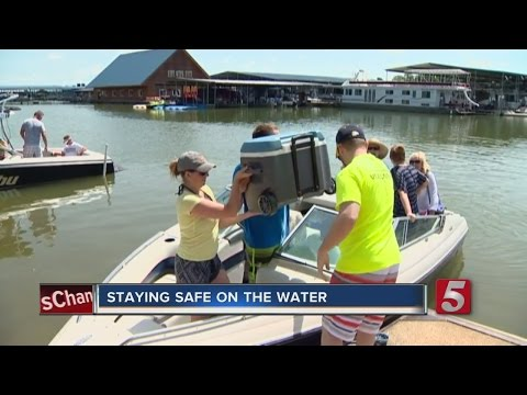 TWRA Cracks Down On Boating Safety
