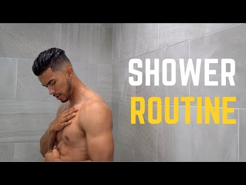 How to Properly Take a Shower | My Shower Routine