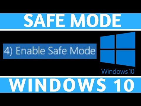 How to Boot Into Safe Mode - Windows 10 Tutorial