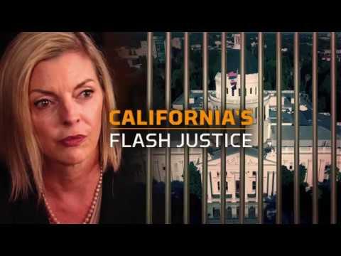 Ginny Simone Reporting S8 E6 California's Flash Justice