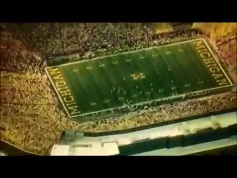In The Big House by Pop Evil - The University of Michigan Wolverines Football 2014 Team 135