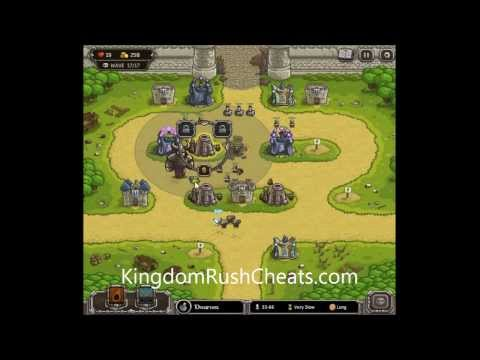 Kingdom Rush Achievements Nuts and Bolts - Cheats and Tips