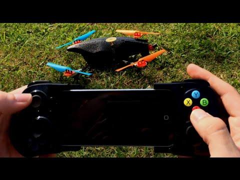 AR Drone 2.0 & Moga Ace Power Controller - 60beat Upgrade - Episode 43 HD
