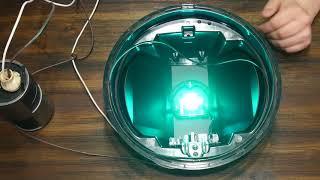 Download Teardown of an LED Traffic Light Module Video