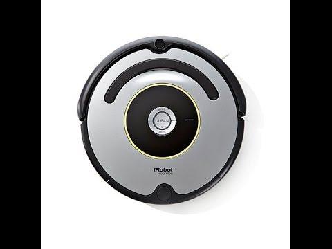 iRobot Roomba 630 Robotic Vacuum with Virtual Wall Halo