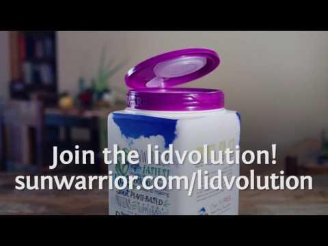 New Sunwarrior Lids and Scoops | Lidvolution