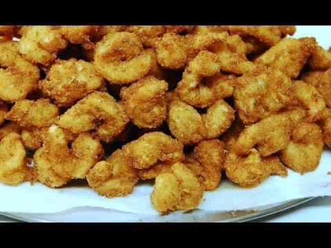 How to Make Popcorn Shrimps