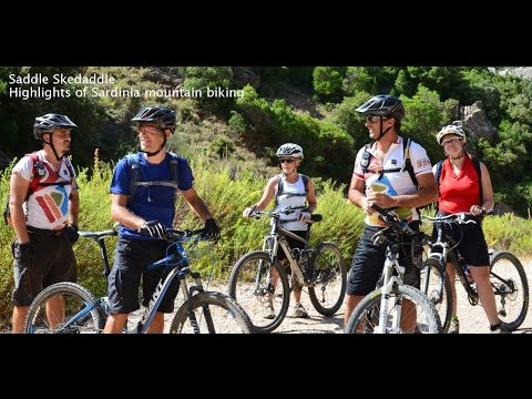 Sardinia -  Mountain Bike Highlights