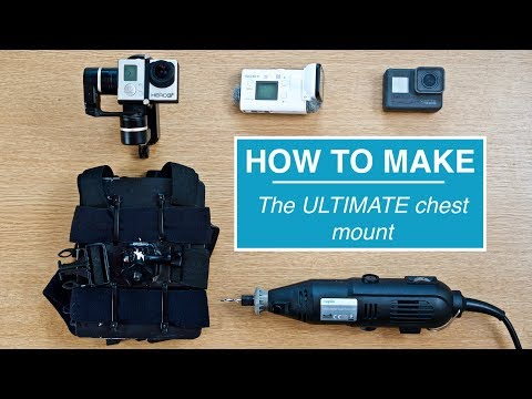 How to make the ULTIMATE chest mount - THE TURBO CHESTY