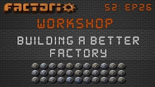 Factorio Earth Science Madness EP8: OLD LABS GONE & NEW