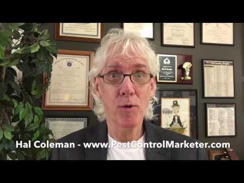 Pest Control Marketing Seminar - How to grow a pest control business!