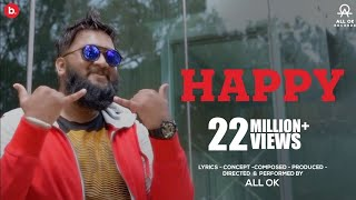 ALL OK | Happy Video |  New Kannada Song