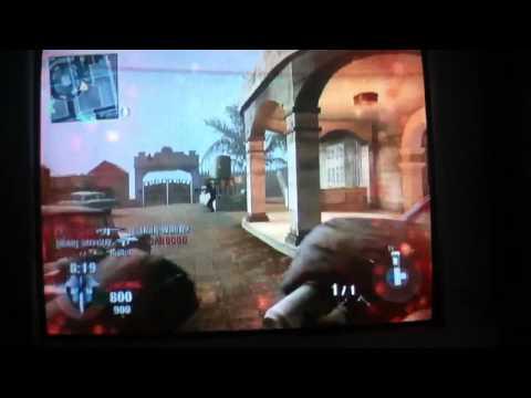 Black Ops Ballistics Knife Montage