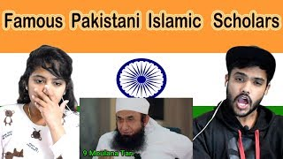 Download Indian reaction on Famous Pakistani Islamic Scholars | Swaggy d Video