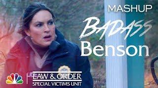 Bow Down to Badass Benson - Law & Order: SVU