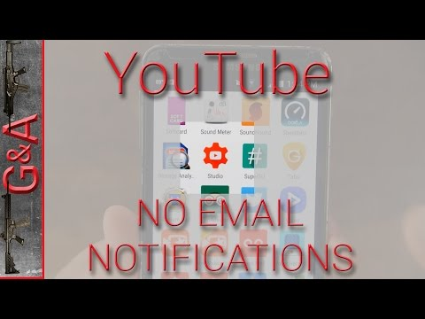 YouTube No Comment Email Notification