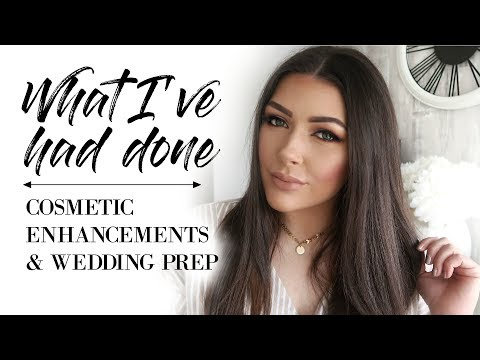 WHAT I'VE HAD DONE | LIPS, BROWS, TEETH, SKIN - THE TRUTH | WEDDING PREP