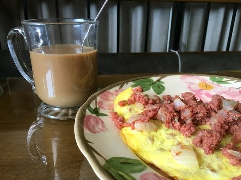 RECIPE: Breakfast (Filipino Style)