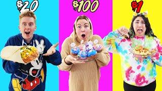$1 vs $500 COOKING challenge!