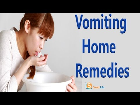 Best Home Remedies For Vomiting Treatment