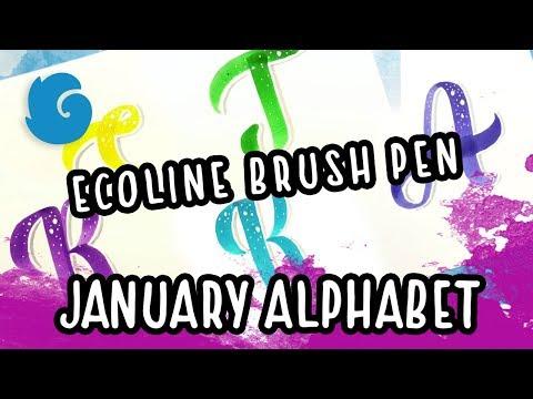 2018 January Alphabet