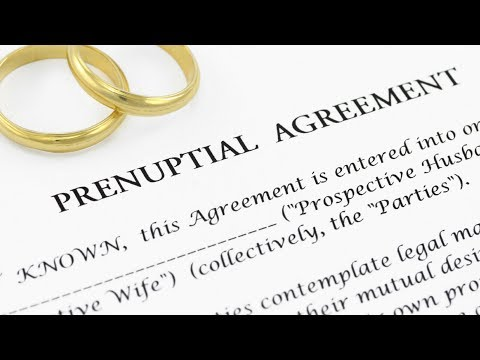 Why You Need To Have The Prenuptial Discussion