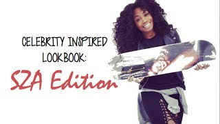 Steal Her Style: SZA Inspired Lookbook
