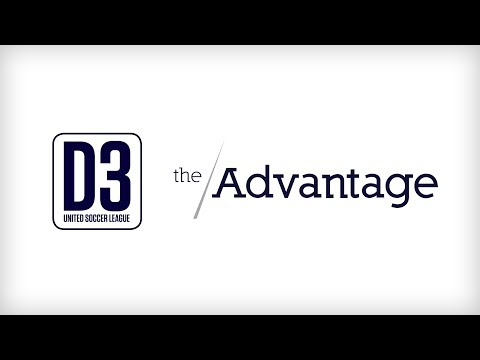 USL Division III's The Advantage - Episode 1