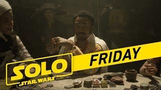 "Solo: A Star Wars Story   ""Scoundrels"" Featurette"