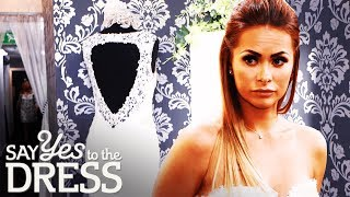 Bride Wants a Dress She Can't Afford!   Say Yes To The Dress UK