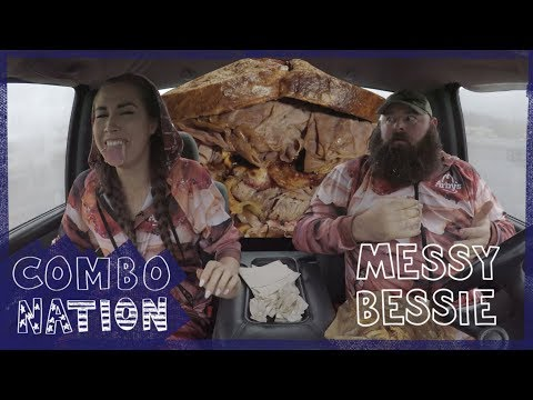 We Try Arby's Messy Bessie | COMBOnation