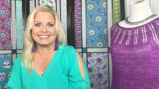 Download Kristin Omdahl Channel Trailer Knitting Crochet Craft DIY Handcraft Your Life with Love Video