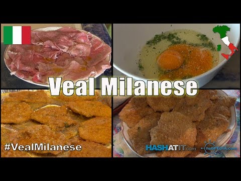 Episode #10 Baked Breaded Veal Cutlets Milanese With Nonna Paolone