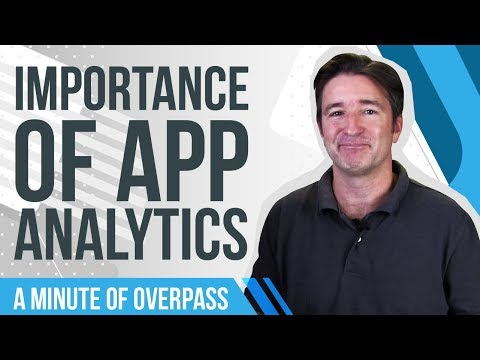Importance of App Analytics - A Minute of Overpass