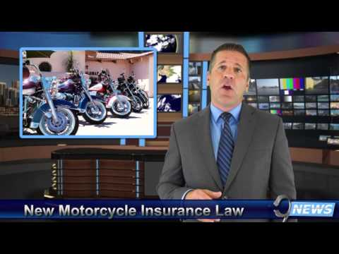New Florida law  is expected to cause motorcycle insurance rates to decrease.