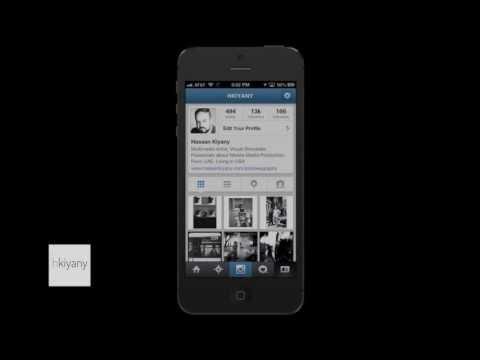 Instagram Video : Photo Slide
