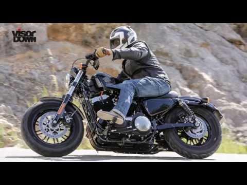 Harley-Davidson Sportster Forty-Eight | Visordown Road Test