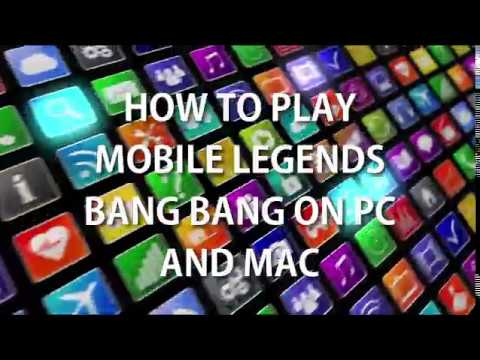 HOW TO PLAY MOBILE LEGENDS BANG BANG ON PC AND MAC