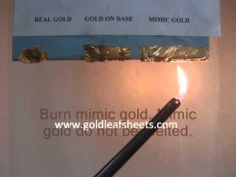 test_gold_leaf_sheets_prove.wmv
