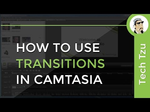How to Use Transitions in Camtasia