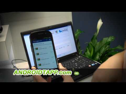 Google Wallet Mobile Payments Demo