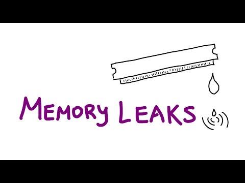 Memory Leaks Explained