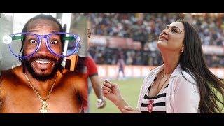 जैसे ही पंजाब ने दिल्ली को हराया प्रीति जिंटा गेल के साथ वो करने लगी जो चीयरलीडर्स ना कर पाएं