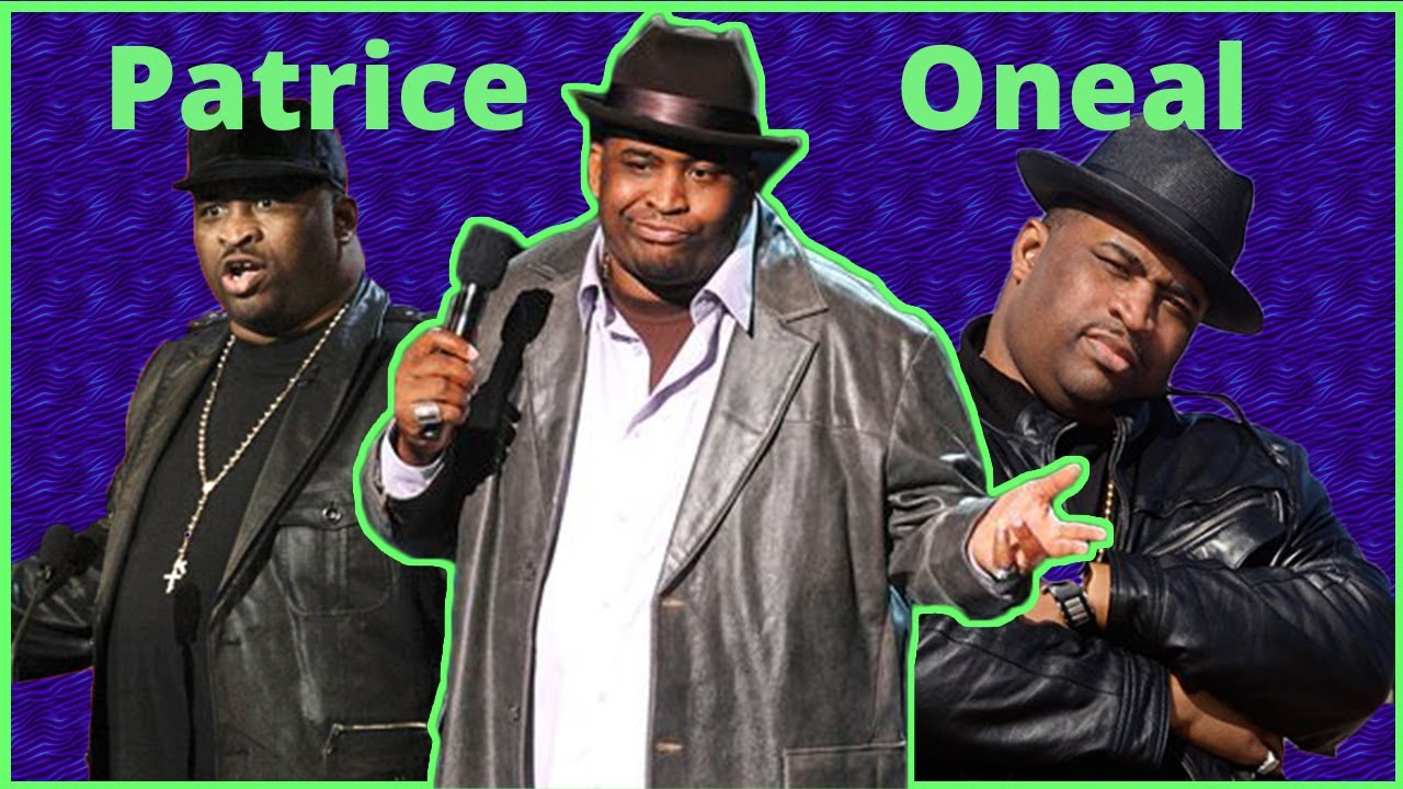 33 min of Patrice O'neal doing comedy on women & black people.
