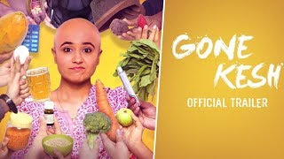 'Gone Kesh' Trailer | Shweta Tripathi Goes Head to Head with Hair Loss