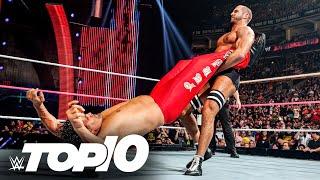 Cesaro's feats of strength: WWE Top 10, April 21, 2021