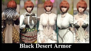 Skyrim Mods: Pretty Lady Armor & Outfit Collection #3