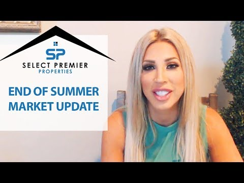 Victoria Sandoval - A Fall Market Update for San Diego Real Estate