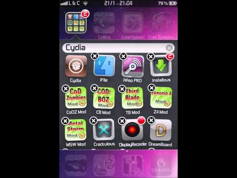 iWep Pro (Crack wifi Passwords) Working on iOS6 - 2013