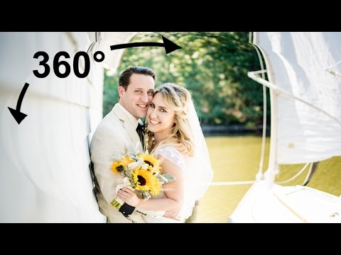 Our Wedding—in 360° Virtual Reality 👰